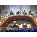 MCWEC shares wellfield protection work with Metropolitan and Economic Development Committee