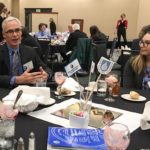 Round-Robin Lunch at the Groundwater Foundation