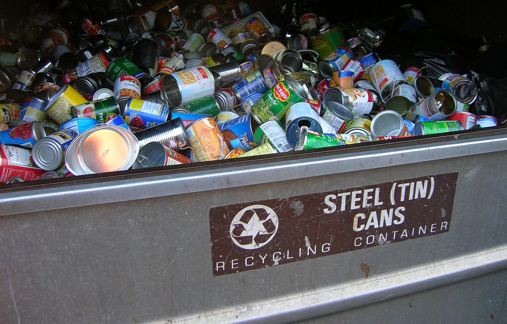 recycling-cans