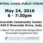 Central Canal Public Forum
