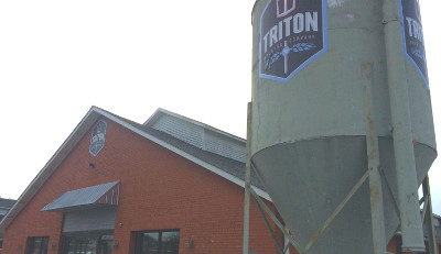 Triton Brewing Company announced as first 2017 Business Spotlight