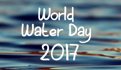 Happy World Water Day!